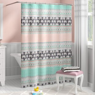 Uriel Single Shower Curtain