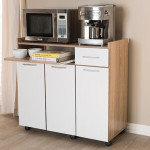 Gillman Microwave Cart