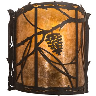 Online Reviews Wynsum Pines Outdoor Flush Mount By Loon Peak