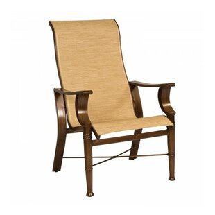 Arkadia High-Back Patio Dining Chair (Set of 2)