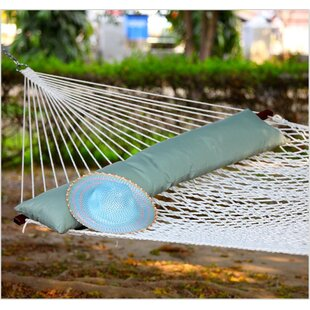 Freeport Park Alexia Fabric Hammock Rope Tree Hammock