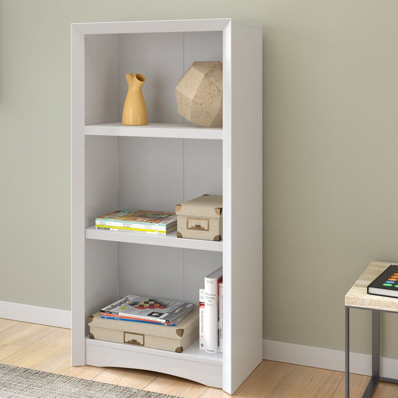 Darby Home Co Emmett 47 H X 23 5 W Standard Bookcase Reviews Wayfair