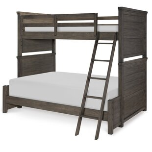 Belgrade Twin over Full Bunk Bed by Three Posts