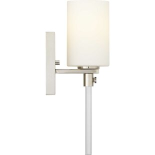Aliso 1-Light Bath Sconce by W..