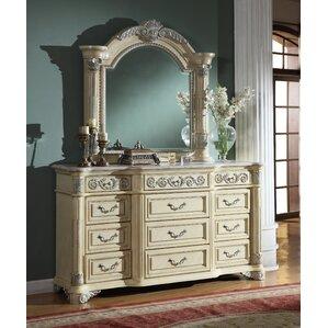 Amber 12 Drawer Dresser by Astoria Grand