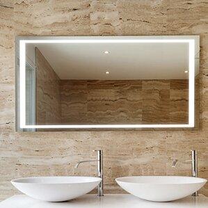 Window Bathroom Mirror