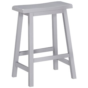 Shop For Hage 24 Bar Stool by Breakwater Bay Reviews (2019) & Buyer's Guide