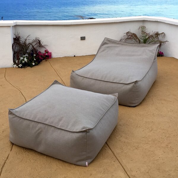 - Core Covers Sunbrella Ottoman & Reviews Wayfair
