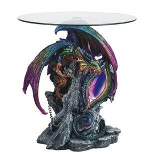 Oyer Light Up LED Statue Dragon Eye End T..