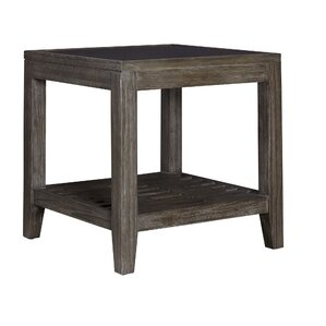 Vickrey Square End Table by Brayden Studio