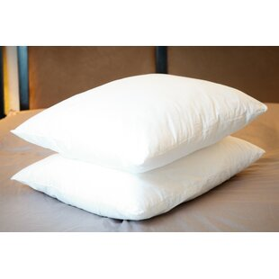 Best Reviews Extra Firm Bed Polyfill Pillow By Posh365