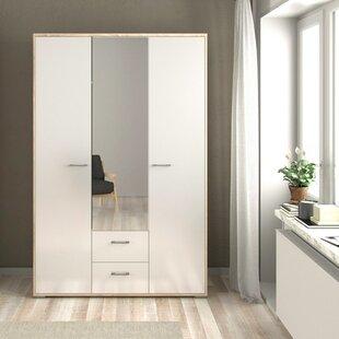 Lamotte 2 Door Wardrobe By Ebern Designs