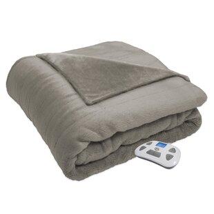 Modern Silky Plush Blanket