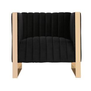 Everly Quinn Layden Armchair