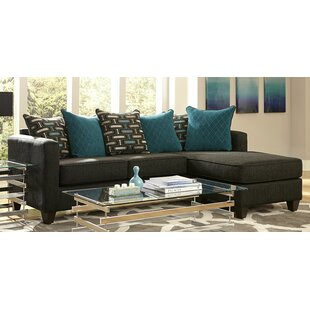 Lolley Sectional by Latitude Run Bargain