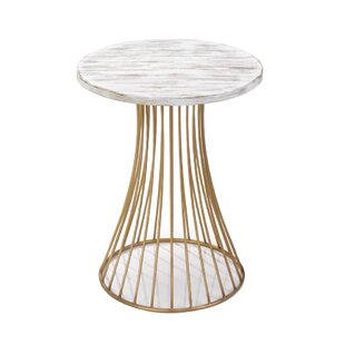 Circle End Table by Nikki Chu New