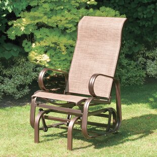Isanti Folding Glider Chair By Sol 72 Outdoor
