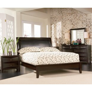 Croxton Upholstered Storage Platform Bed