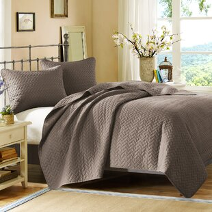3 Piece Coverlet Set by Hampton Hill 2019 Sale
