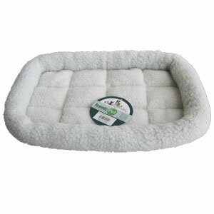 Premium Synthetic Sheepskin Bolster Handy Bed