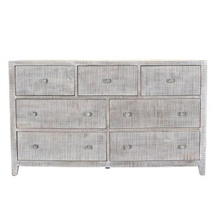 Foundry Select Antonucci 7 Drawer Dresser