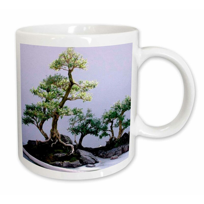 East Urban Home Bonsai Tree Coffee Mug Wayfair