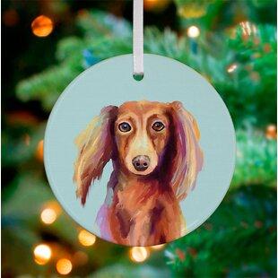 Dachshund Ornaments Wayfair