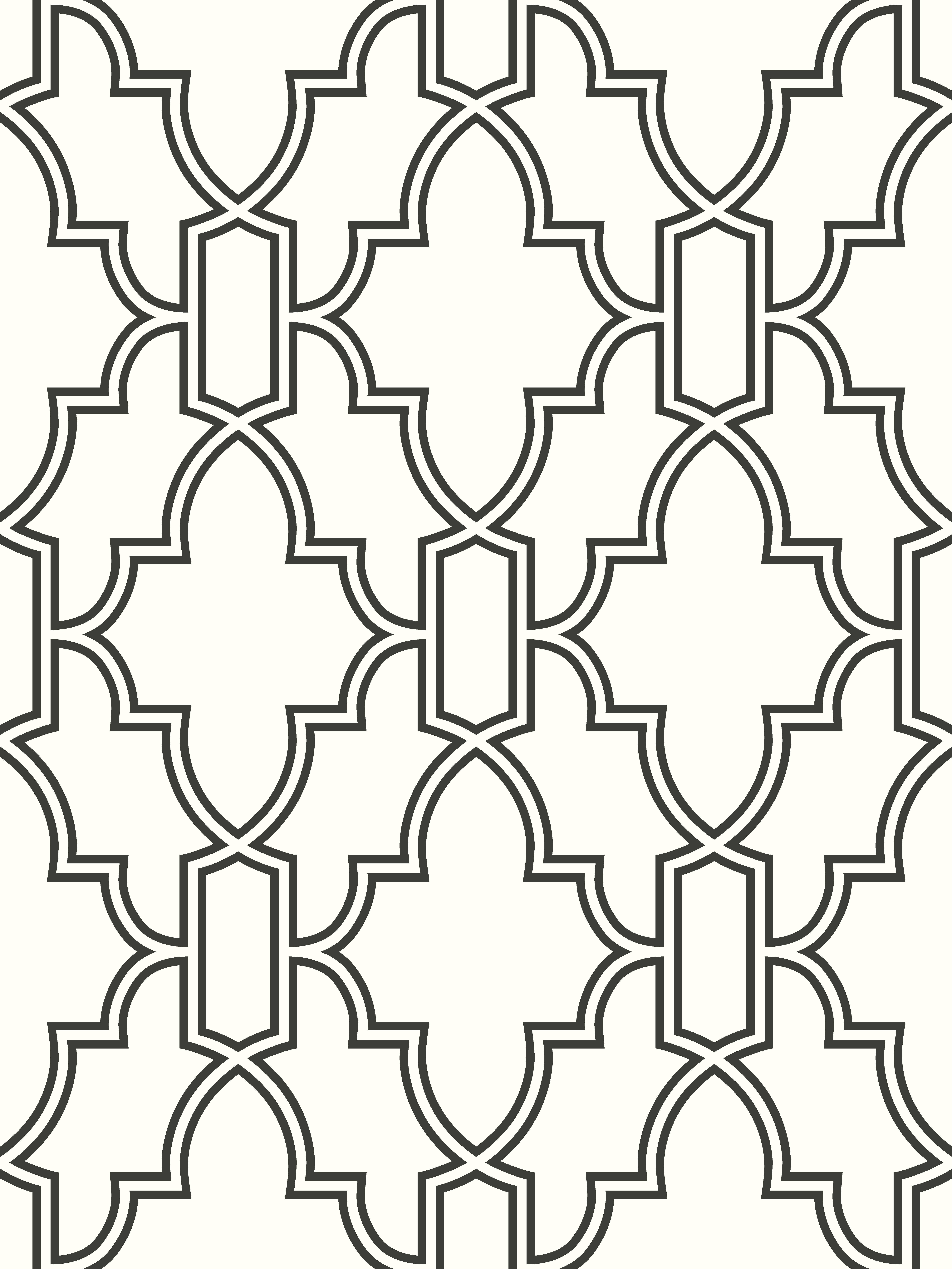 Baptiste Tile Trellis 18 L X 20 5 W And Stick Wallpaper Roll