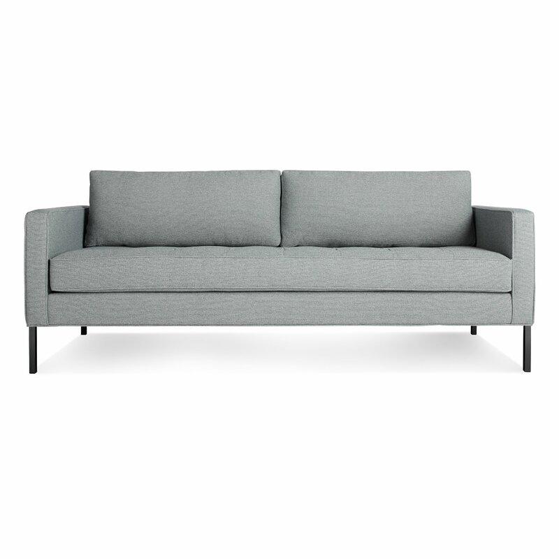 Blu Dot Paramount 80 Square Arm Sofa