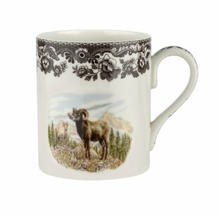 Woodland Wildlife Coffee Mug