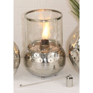 Milano Tabletop Torch by Hoff Interieur