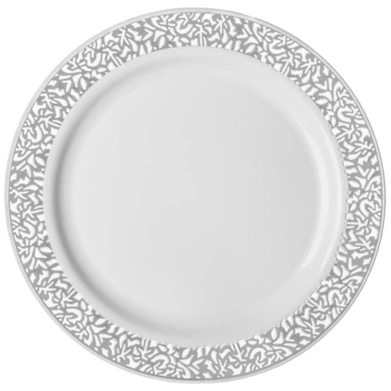 Smartyhadaparty Plastic Disposable Dinnerware Party Package Wayfair