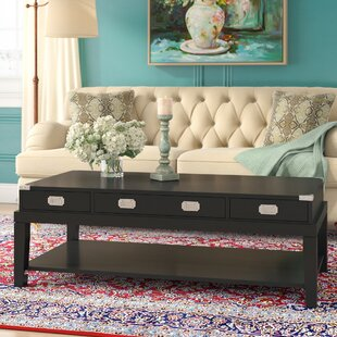 Big Save Boulder Brook Coffee Table By Three Posts