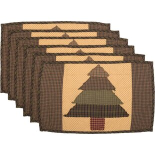 Neubauer Quilted Placemat (Set of 6)