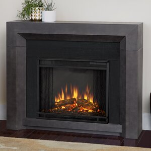 Hughes Electric Fireplace