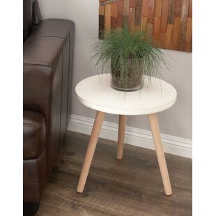 Looking for Shafter Fiberclay End Table By Bungalow Rose