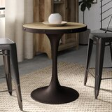 Amherst Pedestal Dining Table by Greyleigh™