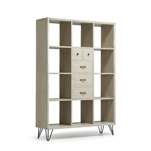 Chamness 167 Cm Bookcase By Beachcrest Home