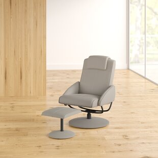Melynda Manual Recliner With Footstool By Zipcode Design