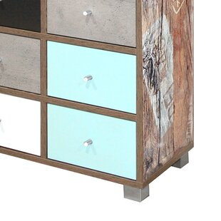 Dickson 10 Drawer Chest Of Drawers By Mercury Row