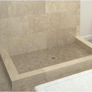 Tile Redi Muli Curb Shower Pan 66