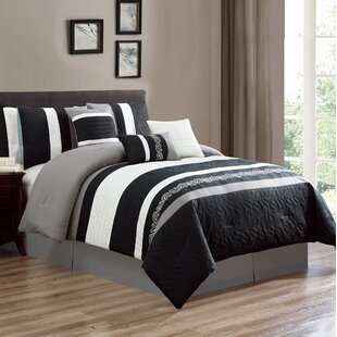 Winston Porter Rossignol 7 Piece Bed in a Bag Set