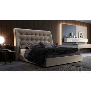 Sommerset Upholstered Platform Bed by Orren Ellis Discount