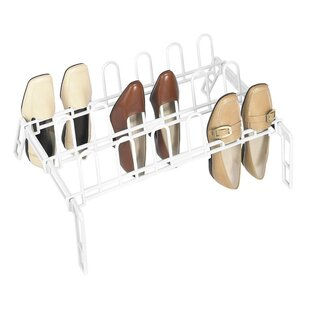 Clearance 9 Pair Shoe Rack By Rebrilliant
