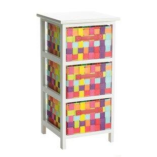 Ouatchia 3 Drawer Chest By Latitude Vive