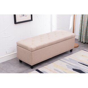Mulkerins Storage Ottoman by Darby Home Co