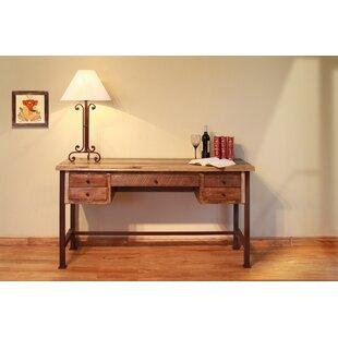 Stiltner Reclaim Solid Wood Desk