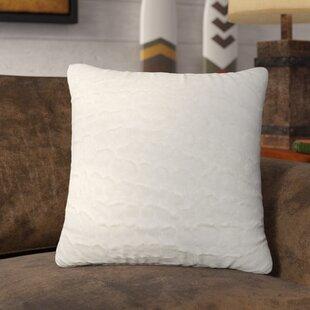 Sheba Mink Faux Fur Throw Pillow (Set of 2)