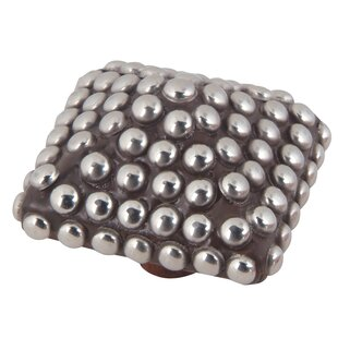 Beaded Square Novelty Knob