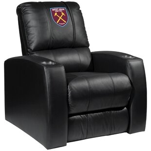 West Ham Relax Manual Wall Hugger Recliner